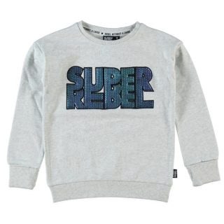 SuperRebel sweater