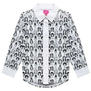 Little Miss Juliette blouse